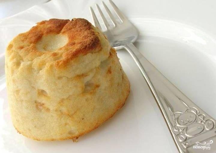 Cуфле из курицы для детей - пошаговый кулинарный рецепт с фото на Повар.ру