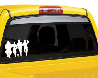 Best Car Stickers Images On Pinterest Family Cars Car Decals - Car window decals near mestar trek family car decals thinkgeek