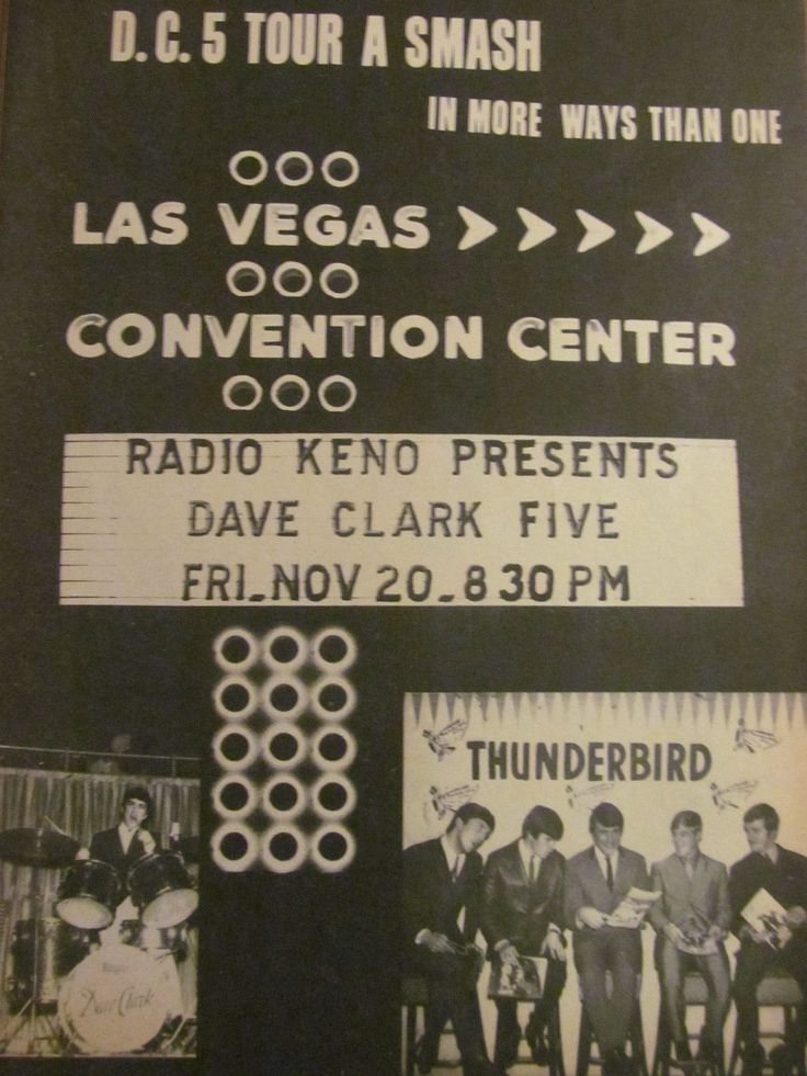 The Dave Clark Five Full Page Vintage Clipping | eBay