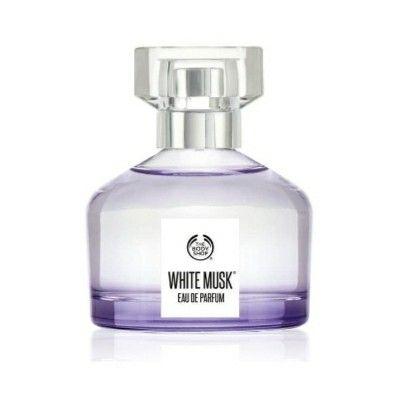BodyShop: Eau de parfum - White Musk.