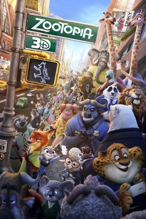 Zootopia 2016 full Movie HD Free Download DVDrip