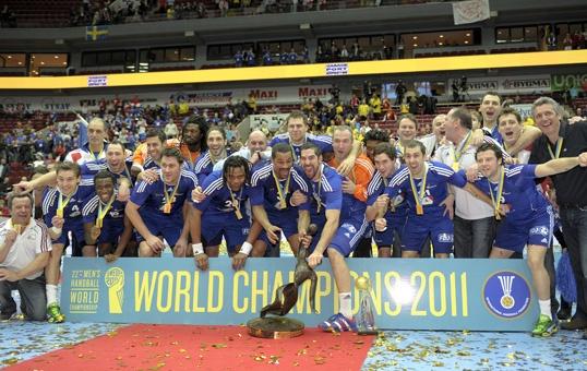 World Champions Handball