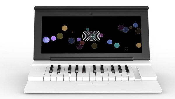 Miselu Neiro: the first Android-based musical instrument