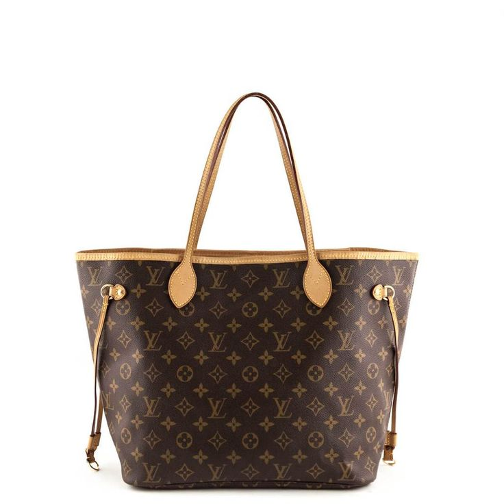 Louis Vuitton Monogram Neverfull MM - LOVE that BAG - Preowned Authentic Designer Handbags