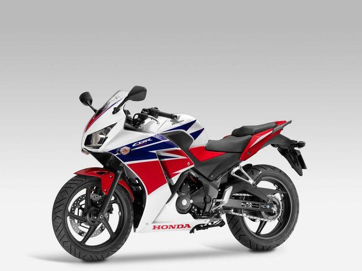 Honda CBR 300 r 2014