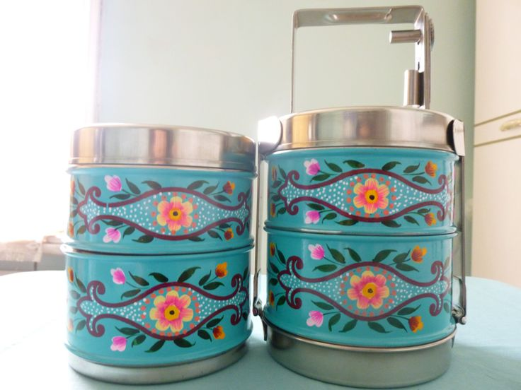 Decorative Boxes Tk Maxx : Indian lunchbox from tk maxx mexicana chinese flasks