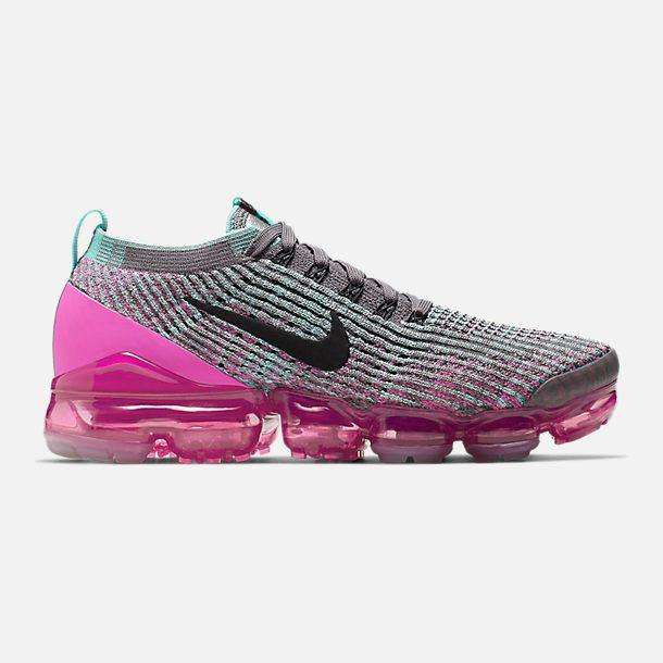 the latest fe474 884ea Nike Women's VaporMax Flyknit 3 Running Shoes in 2019 ...
