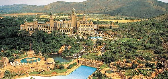 The North-West province of South Africa was created after the end of the Apartheid in 1994, and includes parts of the former Transvaal and Cape Province. The most popular languages are Tswana andEnglish.  North West's biggest attraction is the Sun City complex. Sun City is one of the world's biggest entertainment ... read more