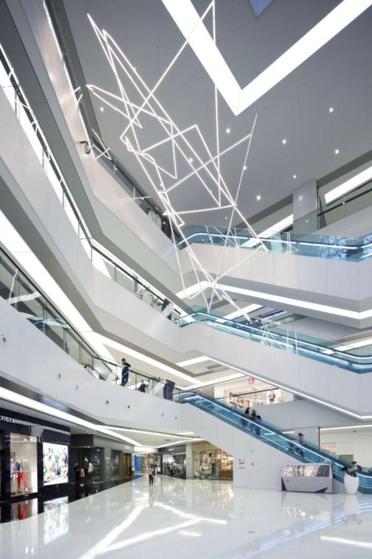 Thaihot Fuzhou Mall By SPARK Shopping InteriorShopping
