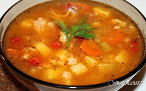 Зимний минестроне – рецепт супа с фото