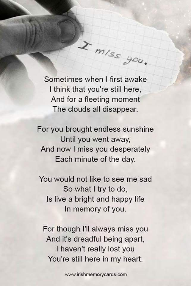My Words Exactly I Miss You Grandad Hurts Miss You Miss
