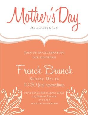 Mothers Day Event Flyer | graphics | Pinterest | Mothers ...