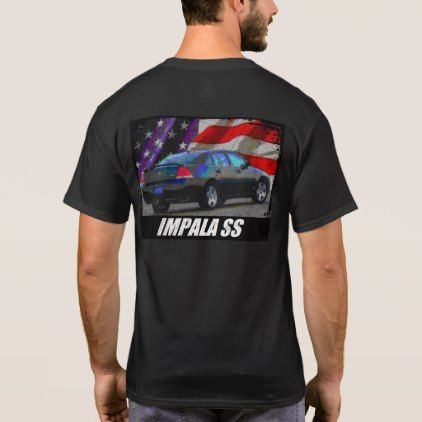 2010 Impala SS T-Shirt - antique gifts stylish cool diy custom