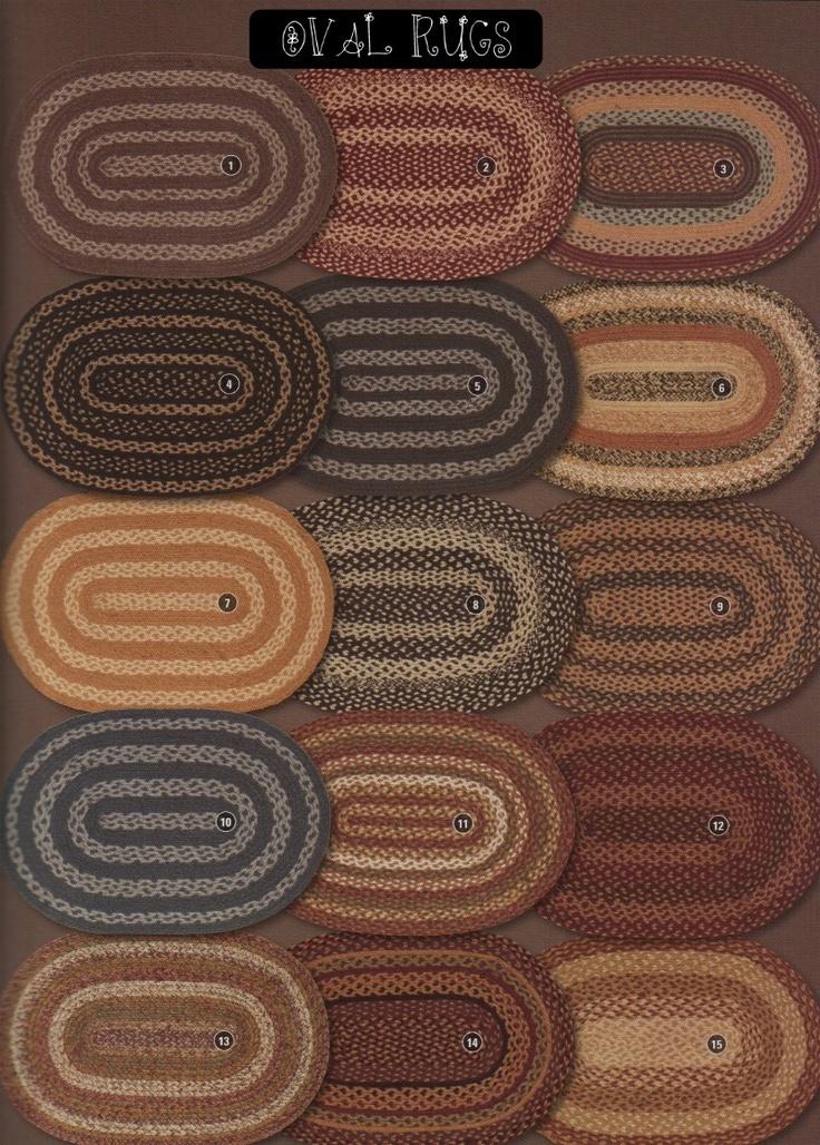 Braided Floor Rugs