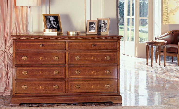 Melograno - I Ciliegi | Classic Colletions  Le Fablier | Chest of drawers