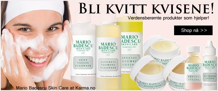 Hudpleieprodukter mot akne (kviser) og uren hud - Karma.no