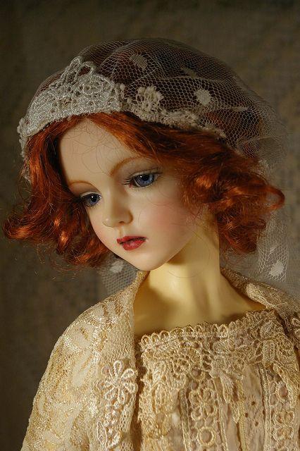 1920 Fashion Doll ~ by The Dress Maker ~Repinned Via Jen Luff