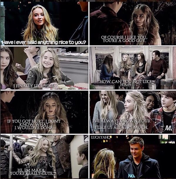 girl meets world fanfiction lucaya rated m Friar & hart welcome want to join the lucaya fanfiction team girl meets world [archive of our own] yep, their children are crazy.