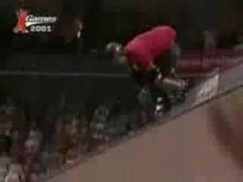 el mejor salto de skate de la historia (900) - YouTube
