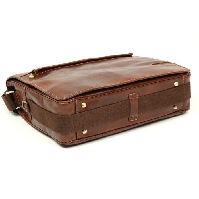 Chiarugi,men's business bag,c4512,leather bag with shoulder strap,laptop bag,messenger.