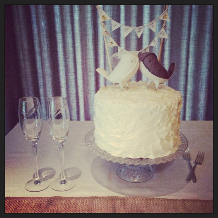 15 Must-see Homemade Wedding Cakes Pins