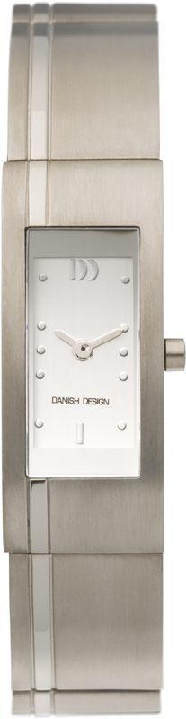 Danish Design Lady Trend Square Titanium