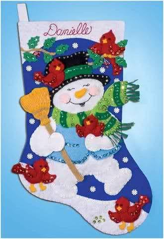 moldes de botas navideñas bucilla - Buscar con Google