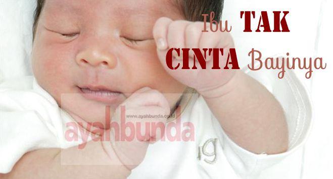 Banyak ibu yang tidak langsung cinta pada bayi yang baru saja dilahirkannya. Mengapa hal ini bisa terjadi? Klik link di atas untuk informasi selengkapnya