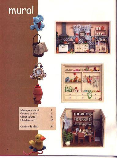 Dollhouse Photography Calendar : Best images about miniature magazine on pinterest
