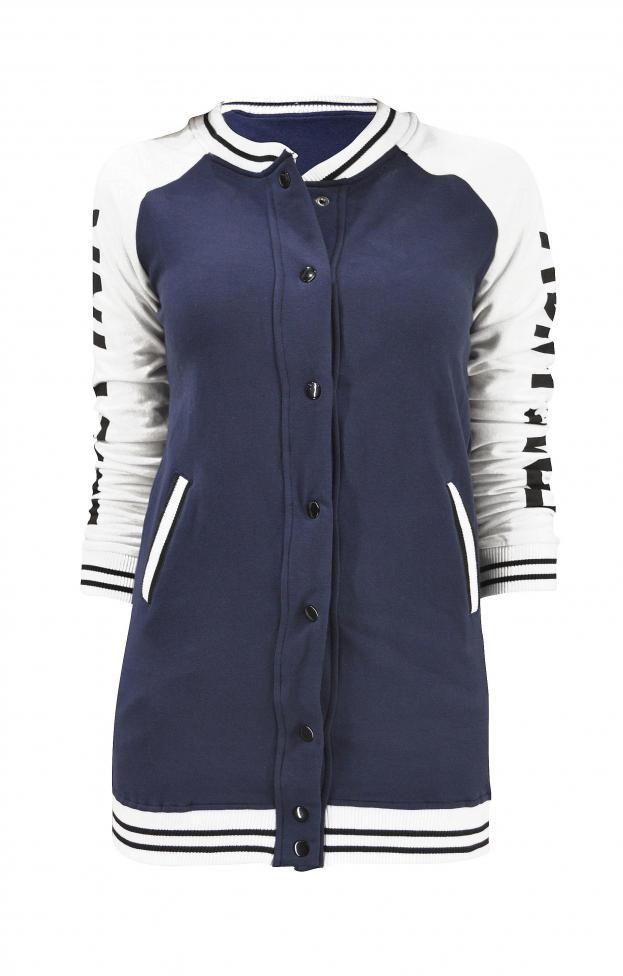 Γυναικείο μπουφάν φούτερ | Nέες Παραλαβές - Γυναίκα | Metal Μπλε σκούρο