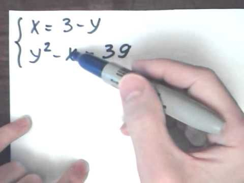 Как решать системы уравнений методом подстановки Математика 7 класс/ Занятия с репетиторами. Отзывы. Цены. Все предметы. Бесплатный подбор! [Анкеты репетиторов] [Подобрать репетитора] [Отзывы] [О нас] Дешевле, чем у репетиторов!