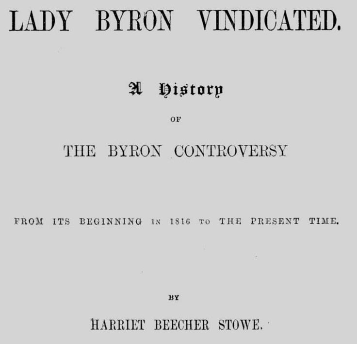 Lady Byron Vindicated A History of The Byron Controversy pdf ebooks on   http://www.bookchums.com/free-ebooks/lady-byron-vindicated/NjA0NTA=.html