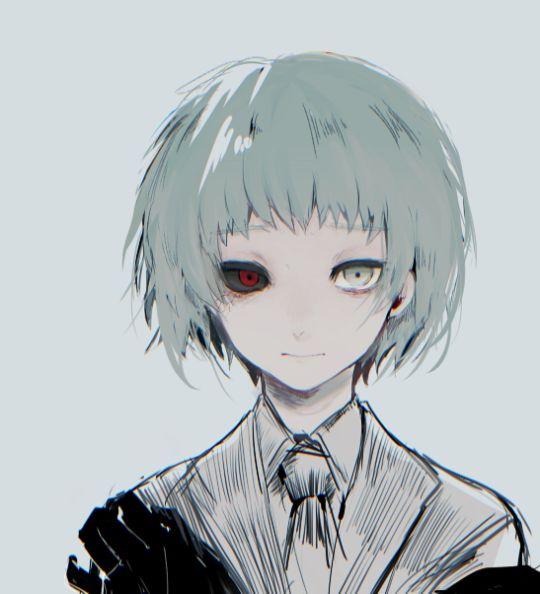 Tooru Mutsuki    Tokyo Ghoul