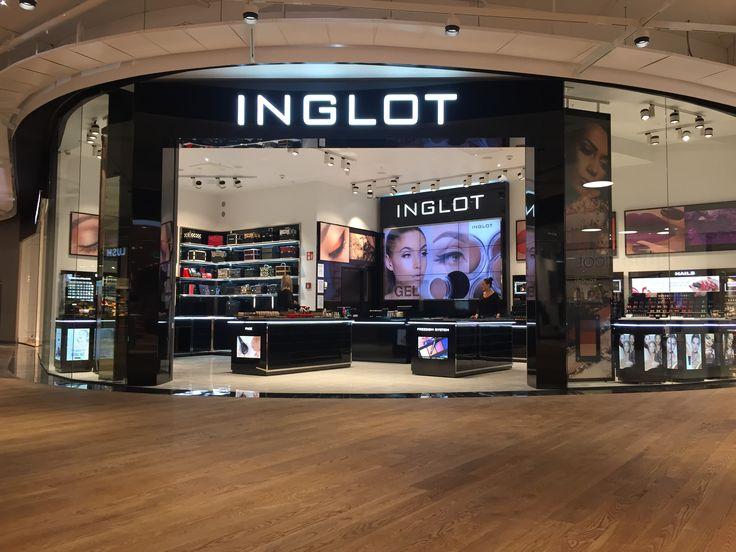 First INGLOT store in Sweden! #mallofscandinavia #inglotworldwide