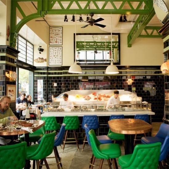 America's Best Oyster Bars: The John Dory Oyster Bar; New York City