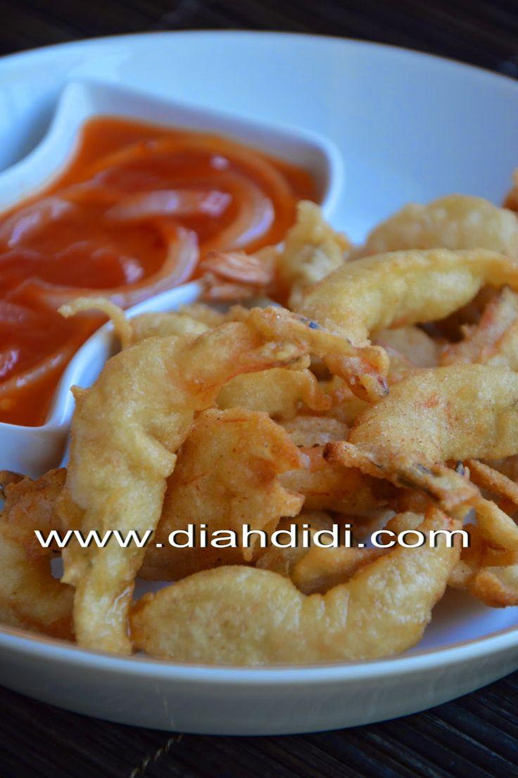 Diah Didi's Kitchen: Udang Goreng Tepung Asam Manis