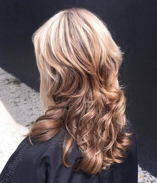 long shag hairstyles ideas
