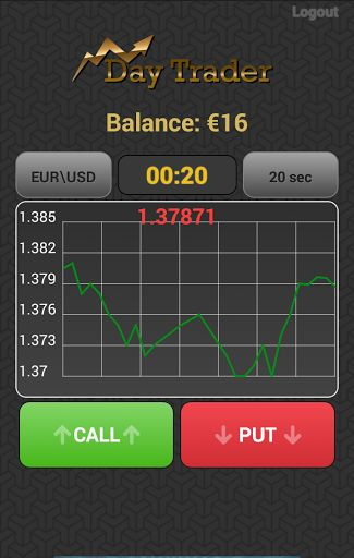 Learn to binary options from the comfort of your smartphone like a professional trader. That's right in no time you can begin mastering the art of binary options trading with Day Trader. <br>While many people are intimidated by trading online, Day Trader lets you grasp you the concepts for free and there really isn't much to trading successfully.  To get started, simply register and you will receive €100 of free trading credits. <br>Trading is really easy, the first step is to select an…