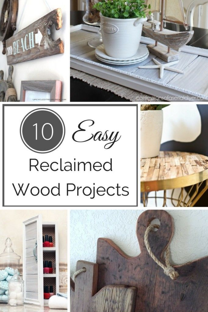 1258 best images about get your hands dirty diy on pinterest for Reclaimed wood dc
