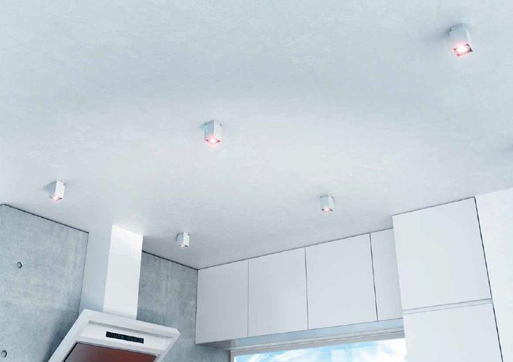Stropní svítidlo RENDL RED R10168 (CUBO) Svítidlo, výhradně určené k montáži na strop #rendl #red #svítidlo, #osvětlení, #světlo, #light #moderní #modern #ceiling #strop