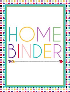 How to Create A Home Binder | Detailed instructions on creating an easy-to-use home binder, plus over thirty free, coordinating printables for home binders.