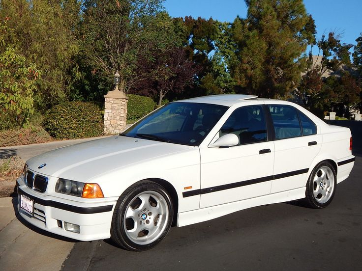 Awesome Amazing 1997 BMW M3 Sedan 1 Owner California car clean Carfax LIKE NEW! 2017/2018 Check more at https://24auto.ga/2017/amazing-1997-bmw-m3-sedan-1-owner-california-car-clean-carfax-like-new-20172018/