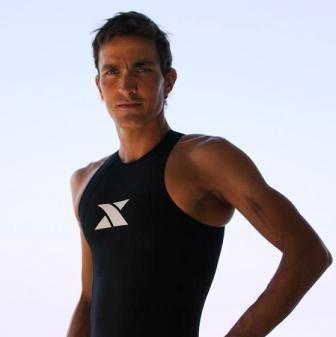XTERRA Wetsuits Pro Daniel Fontana