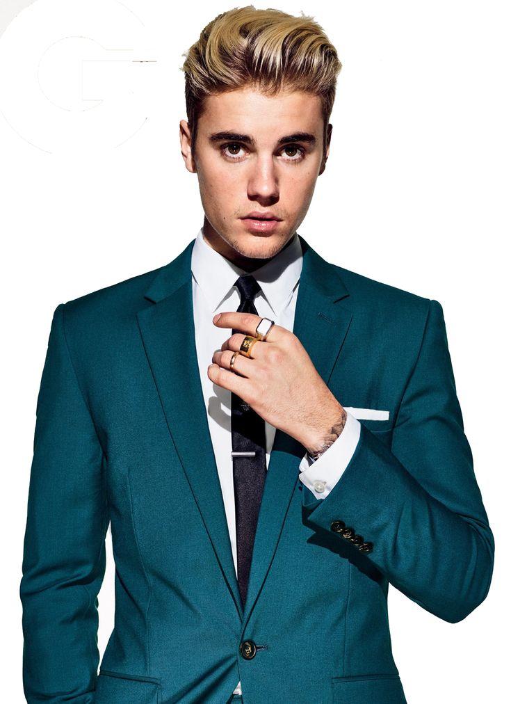 Justin Bieber para GQ USA Marzo 2016 por Eric Ray Davidson