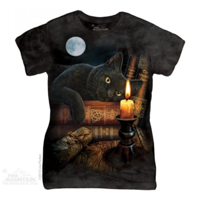 Tricouri dama 3D – Tricou The Witching Hour Dama