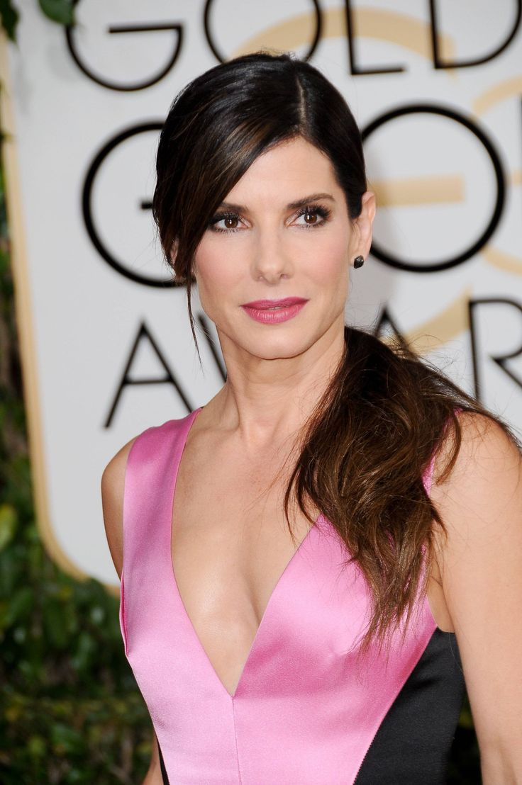 Sandra Bullock call your dressmaker ..You just got nominated for a Best Actress Oscar