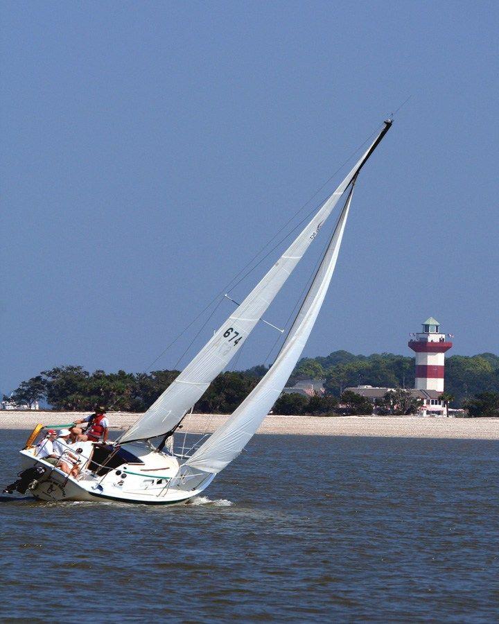 Sailing Cruises, Sailing