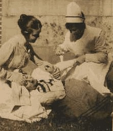 Electro-convulsiveshock treatment continued to be a dominant practice. Thenumbers continued to rise in the institutions, and caregivers and attendants remained scarce. Rumors of abuse and neglect flooded communities who once were proud of their community asylums. In the 1950s