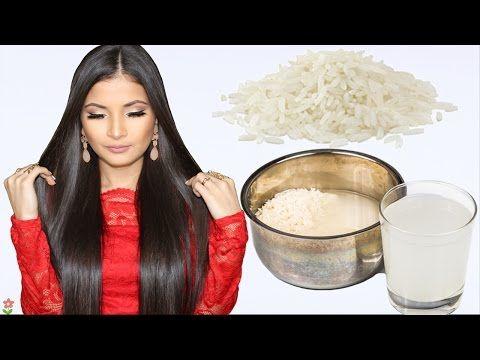 Agua de Arroz Crece tu Cabello Bessy Dressy - YouTube
