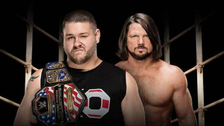 Following this past week's Smackdown Live, WWE announced Kevin Owens vs. AJ Styles for the U.S. Title at the Battleground PPV....